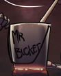 Portrait of Mr. Bucket